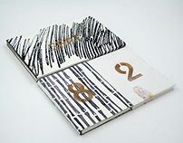 "Handmade Book Design ""Sweetness"""