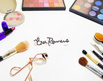 Identidade maquiadora Bru Romero