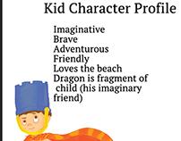 Creative Blitz Character Profile