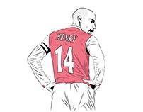 football illustration