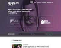 Benjamin Groff website