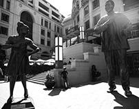 Unicef Statue 'Hope'