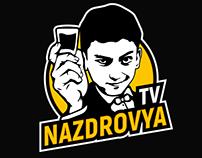 NazdrovyaTV Yayıncı Paketi Tasarımları
