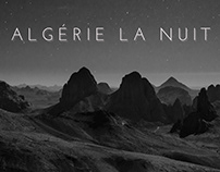 Algérie al Nuit (Hoggar Mountains)