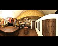 Matache Macelaru shop design proposals