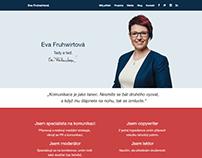 Eva Fruhwirtová - Osobní web (evafruhwirtova.cz)
