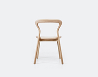 Bcurve Chair - Dining Chair