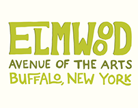 Branding - Elmwood Avenue of the Arts