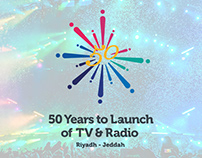 50 years to launch of Saudi TV & Radio