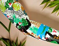 Illustration / Jungle Tatoo