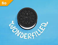 Oreo Wonderfilled / Animation, Social Media