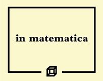 In matematica