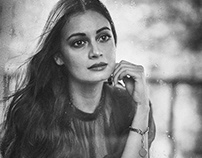 Travel & Leisure Cover with Dia Mirza