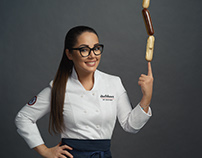 Portraits for Chefshows by Novikov