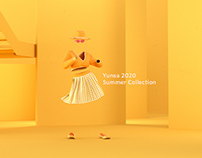 Yunsa 2020 Summer Collection