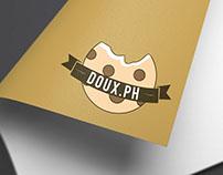 DOUX.PH - Logo Design