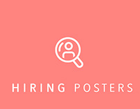 Hiring Posters