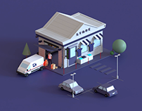 USPS - Ship from Store