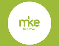 Piezas para Mke digital