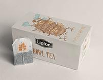 LIPTON TEA'S ORIENTAL LIMITED EDITION
