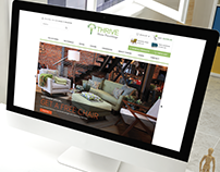 Thrive Home Furnishings Website