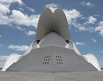 The White Beauty / Santiago Calatrava