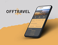OFFTRAVEL Travel agency branding & website