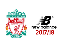 Liverpool FC Kit Designs 17/18