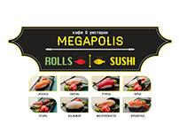 MEGAPOLIS cafe & restaurant