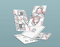 French Playing Cards: Redesign
