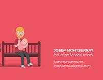 Josep Montserrat - Motion Design Reel 2018