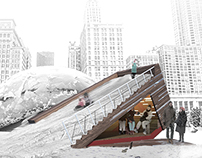 Lakefront Kiosk Competition - Chicago Biennial