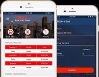 GIGM.com Booking App