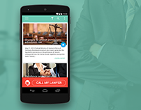 Advocate Mobile Application