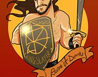 Kingslayer Rollins