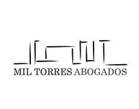 mil torres abogados / logo