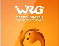 WRG BARCELONA 2019 World Roller Games