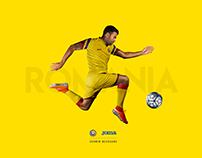 Romania - JOMA® 2018 Concept