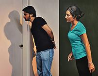 Personajes y puertas