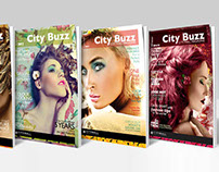 City Mall 'City Buzz' magazine