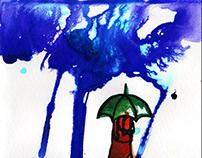 Pluie Colorée