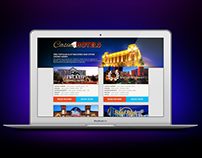 Website reviews of hotels with casino