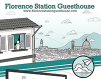 Florence Station Guesthouse