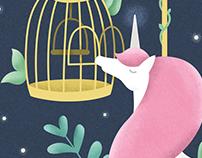 Magic Freedom - Illustration Project