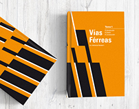 Vías Férreas Vol.1 Book Design
