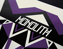 MONOLITH. Mountain.