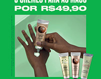 Posts Campanha Drops Of Youth (The Body Shop)