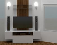 45stopinj Pohištvo / 45degree Furniture