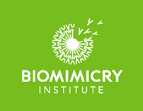 Graphic Design for Biomimicry Institute