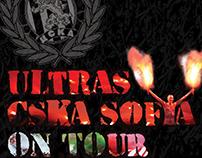 Ultra Stickers CSKA Sofia